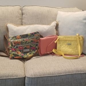 3 purses